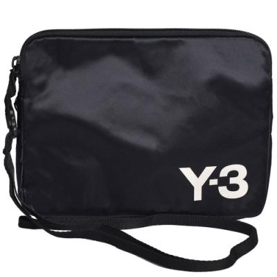 Y-3 POUCH 山本耀司手拿/斜背機能包(黑色)