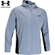 【UNDER ARMOUR】男 Qualifier連帽外套 product thumbnail 1