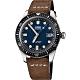 Oris Divers Sixty-Five 1965 復刻潛水機械錶-藍x棕/42mm product thumbnail 1