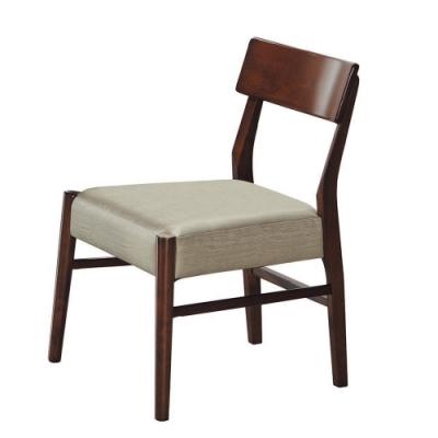 MUNA 德尼亞皮餐椅/休閒椅(單只) 48X56X76cm