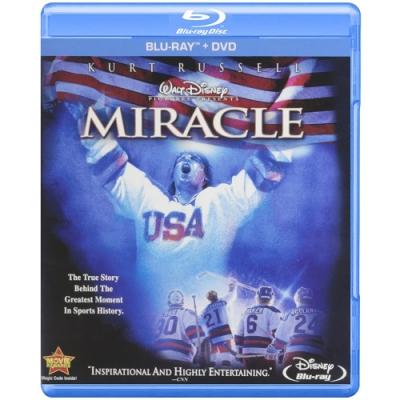 冰上奇蹟  Miracle  藍光 BD