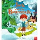 Jack And The Beanstalk 傑克與魔豆平裝本故事書