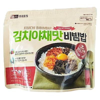 (活動)DOORI DOORI 石鍋拌飯 - 韓式泡菜  ( 118g/包 )