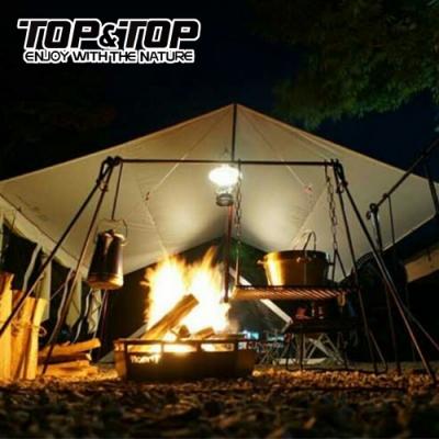 韓國TOP&TOP 鐵製燒烤吊掛架 烤肉架 帳篷架 延伸架 掛架
