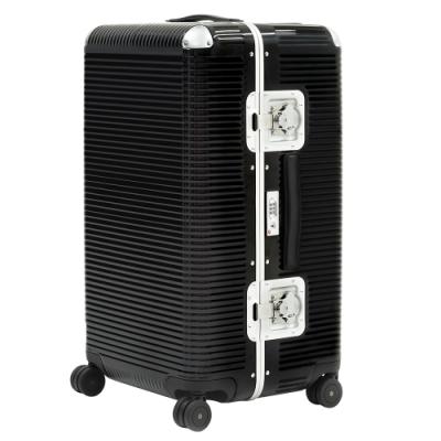 FPM MILANO BANK LIGHT Licorice Black系列 30吋運動行李箱 爵士黑 (平輸品)