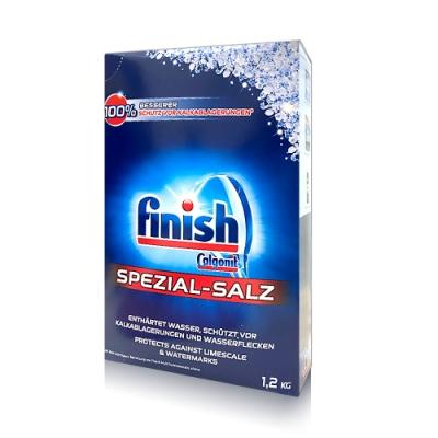 Finish 洗碗機專用軟化鹽-1.2kg