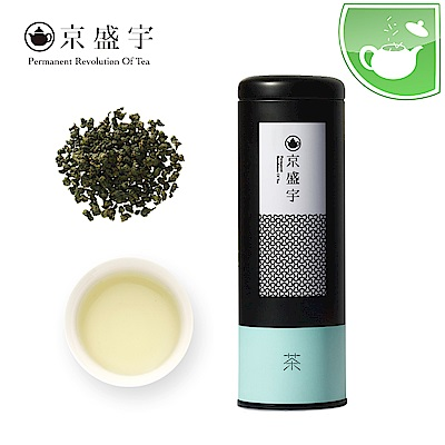 京盛宇 罐裝原葉茶-不知春(100g)
