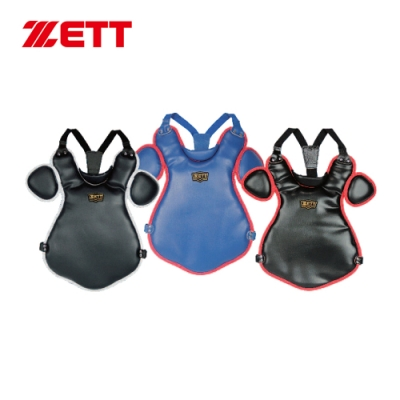 ZETT 少年捕手胸部保護罩 BLPT-3818J