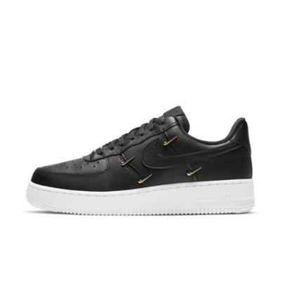 Nike Air Force 1 07 LX 女休閒鞋-黑-CT1990001