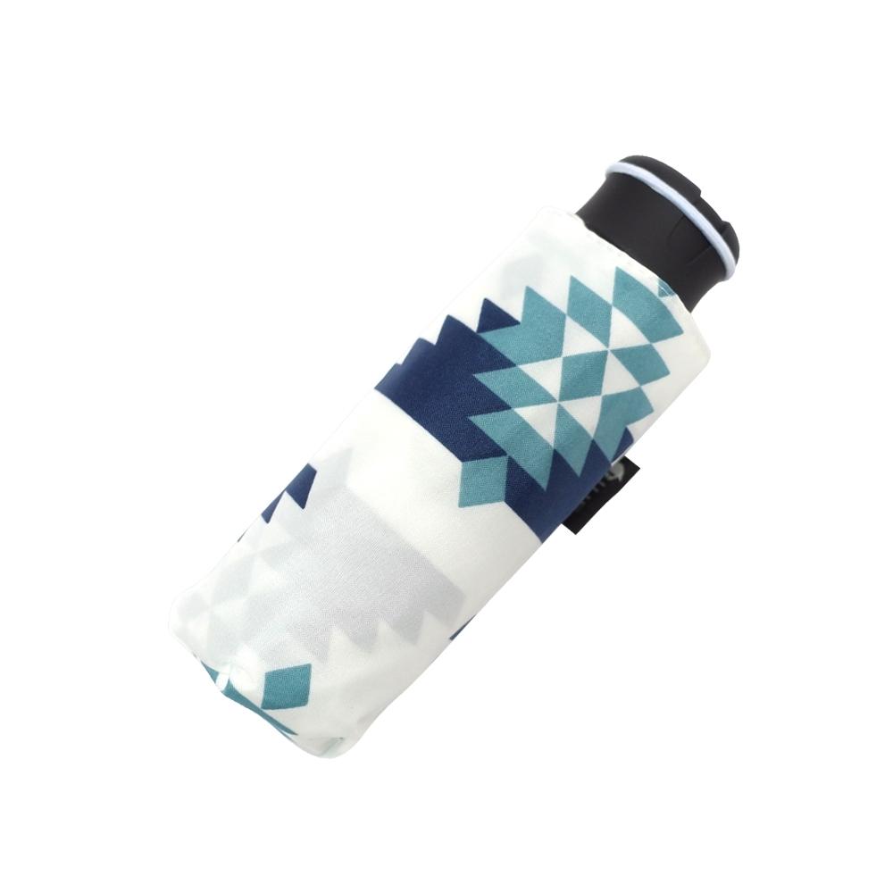 HUS 冰雪聖誕抗UV迷你口袋傘