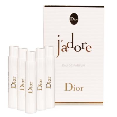 Dior 迪奧 J Adore 香氛1mlX5