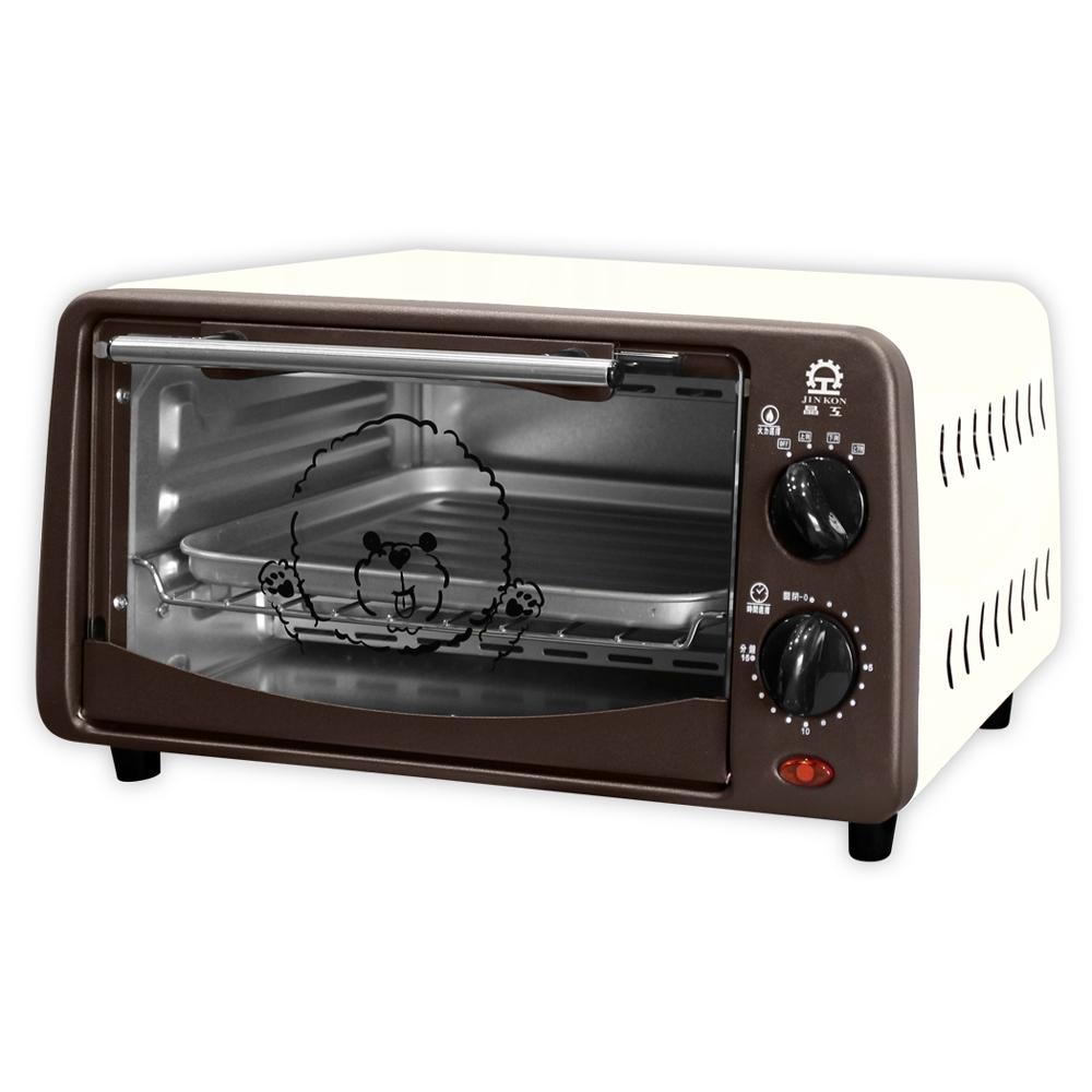 晶工牌9L電烤箱 JK-1909