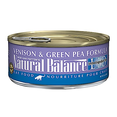 Natural Balance 低敏無穀系列 貓用主食罐 3oz 24罐組