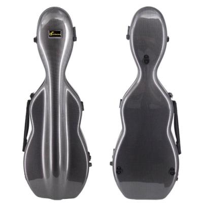 JYC Music JV-2001黑色格點~4/4小提琴三角盒(僅重1.96kg )