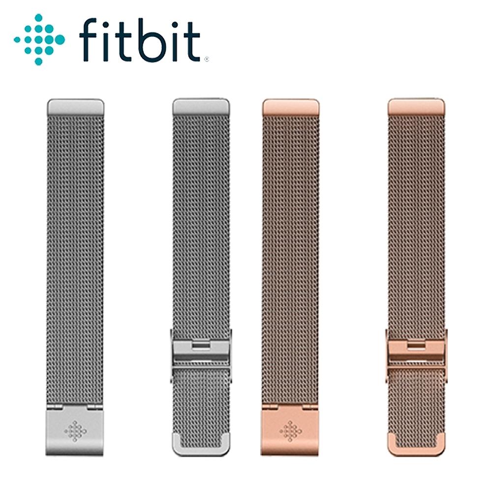 Fitbit Inspire/Inspire HR 不鏽鋼錶帶