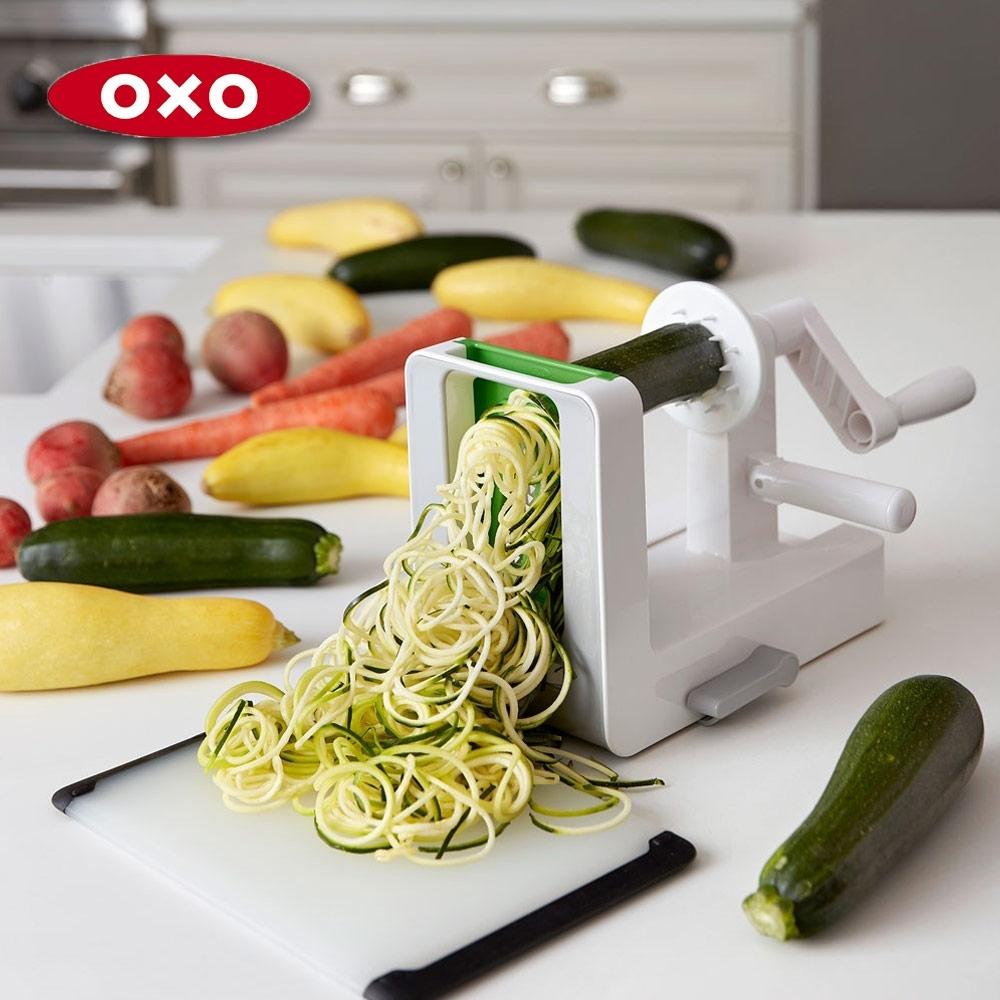 美國OXO 家庭號蔬果削鉛筆機(快)