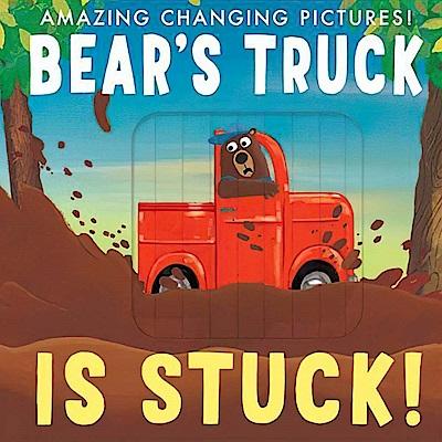 Bear s Truck Is Stuck! 比利熊的車子卡住了! 新奇操作硬頁書