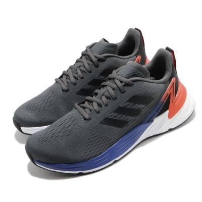 adidas 慢跑鞋 Response Super J 女鞋 愛迪達 運動休閒 路跑 緩震 大童 灰 藍 FX6743