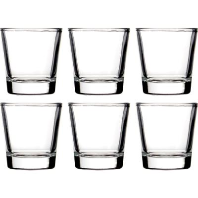 《Premier》厚底烈酒杯6入(50ml)