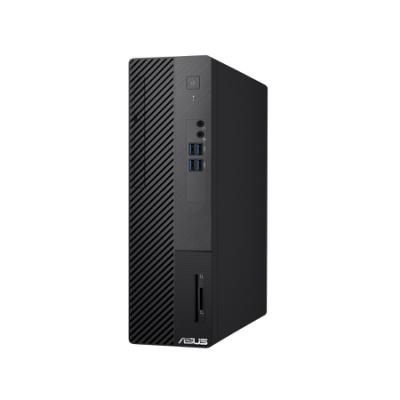 ASUS華碩 S500SA 第十代i5六核桌上型電腦(i5-10400/8G/1TB HDD+256G SSD/GT1030 2G/Win10 home/黑)