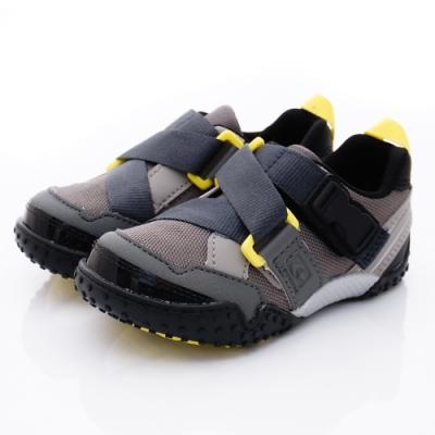 日本Carrot機能童鞋 速乾腳踏車鞋款 TW2158灰(中小童段)
