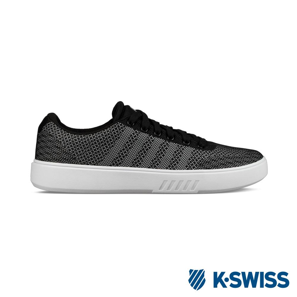 K-SWISS Court Addison NT休閒運動鞋-男-黑
