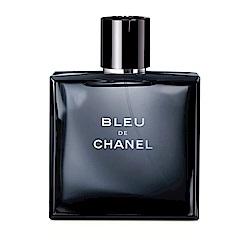 *Bleu De Chanel 香奈兒藍色男性香水100ml