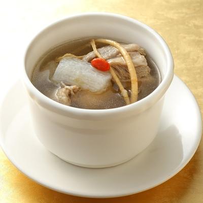 【餡老滿】台北排隊名店-人蔘土雞湯(300g±10%/包) x10包