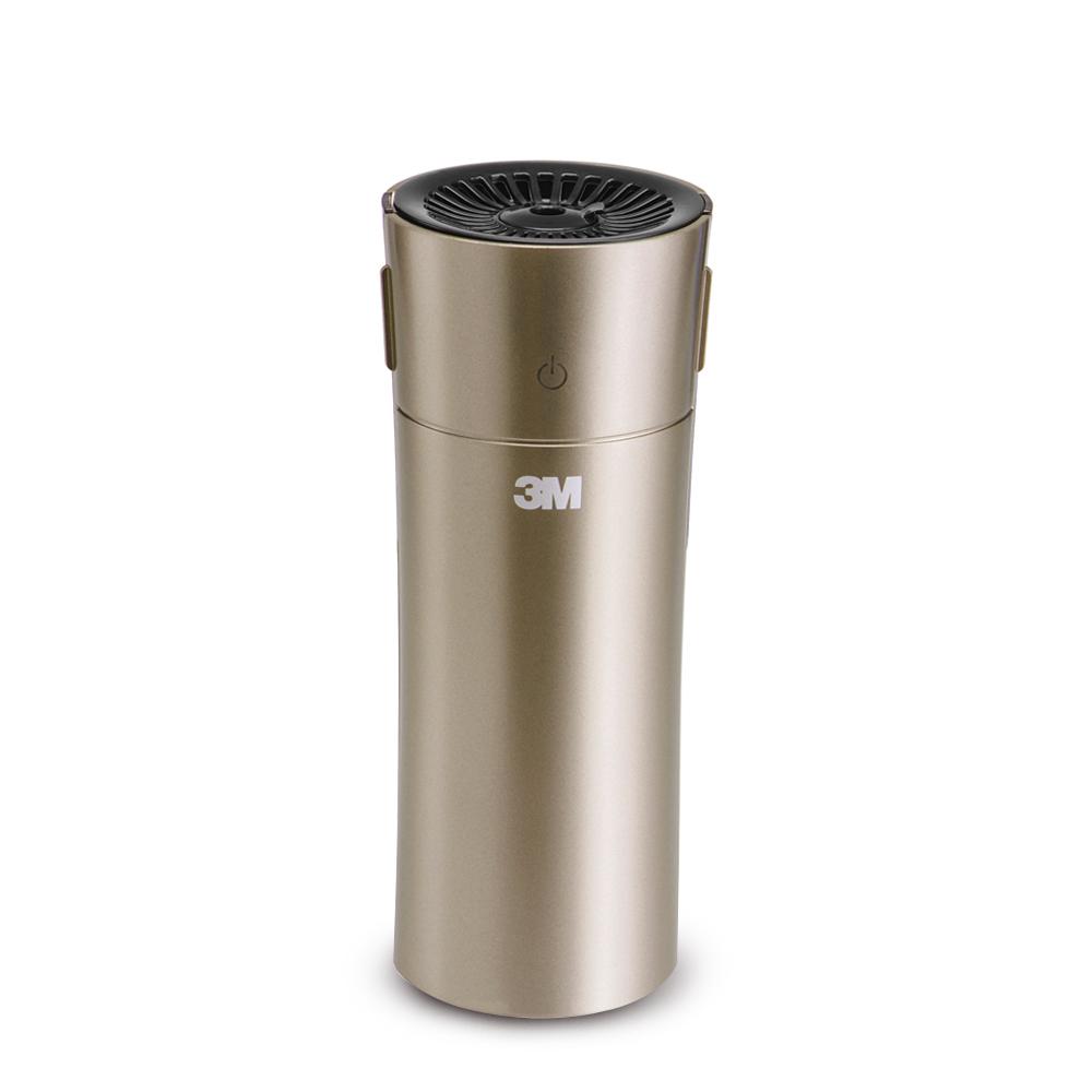 [時時樂限定] 3M淨呼吸個人隨身型車用空氣清淨機 FA-C20PT-CN/CPT 琥珀金