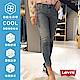 Levis 女款 711 中腰緊身牛仔長褲 Cool Jeans 彈性布料 潑墨 product thumbnail 3