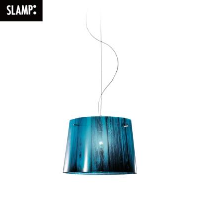 【SLAMP】 WOODY 吊燈(白/藍)