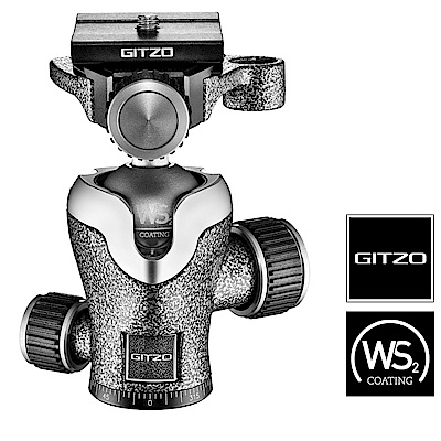 GITZO GH1382TQD 中心球型雲台 公司貨