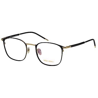 VEDI VERO β鈦 光學眼鏡 (霧面黑)