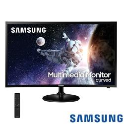 SAMSUNG C32F39MFUC 32型 VA 曲面電競多媒體螢幕