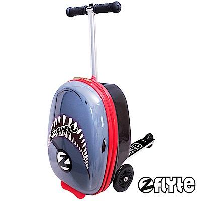 ZINC FLYTE - 18吋多功能滑板車行李箱 - 鯊魚戰士