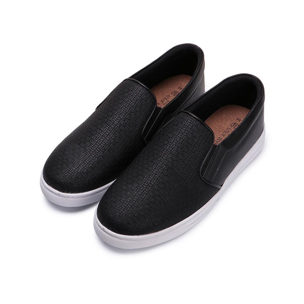 BuyGlasses 今天穿編織D懶人鞋-黑