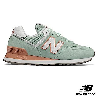 New Balance_574_WL574ESE-B_女蘋果綠