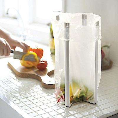 日本【YAMAZAKI】Plate多用途支撐架-L★奶瓶架/保溫杯架/烤盤架/廚房/垃圾桶架