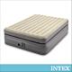 INTEX 豪華雙氣室加高雙人加大充氣床墊152x203x高51cm(64163) product thumbnail 1