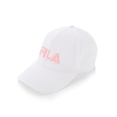 FILA 經典款六片帽-粉 HTT-1002-PK