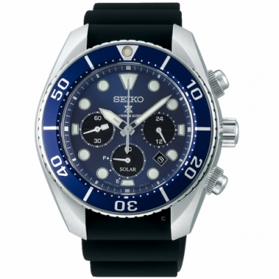 SEIKO精工PROSPEX DIVER SCUBA太陽能手錶(SSC759J1)