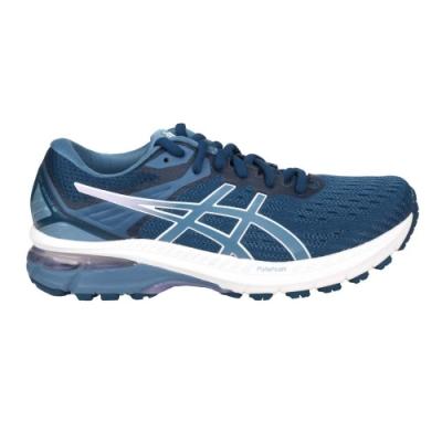 ASICS GT-2000 9女慢跑鞋-WIDE-路跑 亞瑟膠 亞瑟士 1012A861-400 藍粉紅白