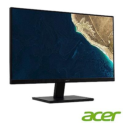 Acer V227Q 22型美型窄邊框電腦螢幕