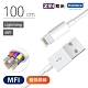 ZMI 紫米 APPLE MFI認證 Lightning 傳輸充電線-100cm (AL813) product thumbnail 1