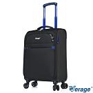 Verage ~維麗杰 19吋 城市經典系列登機箱(黑)