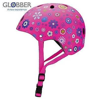 GLOBBER哥輪步 兒童戶外活動防護安全帽-繽紛桃