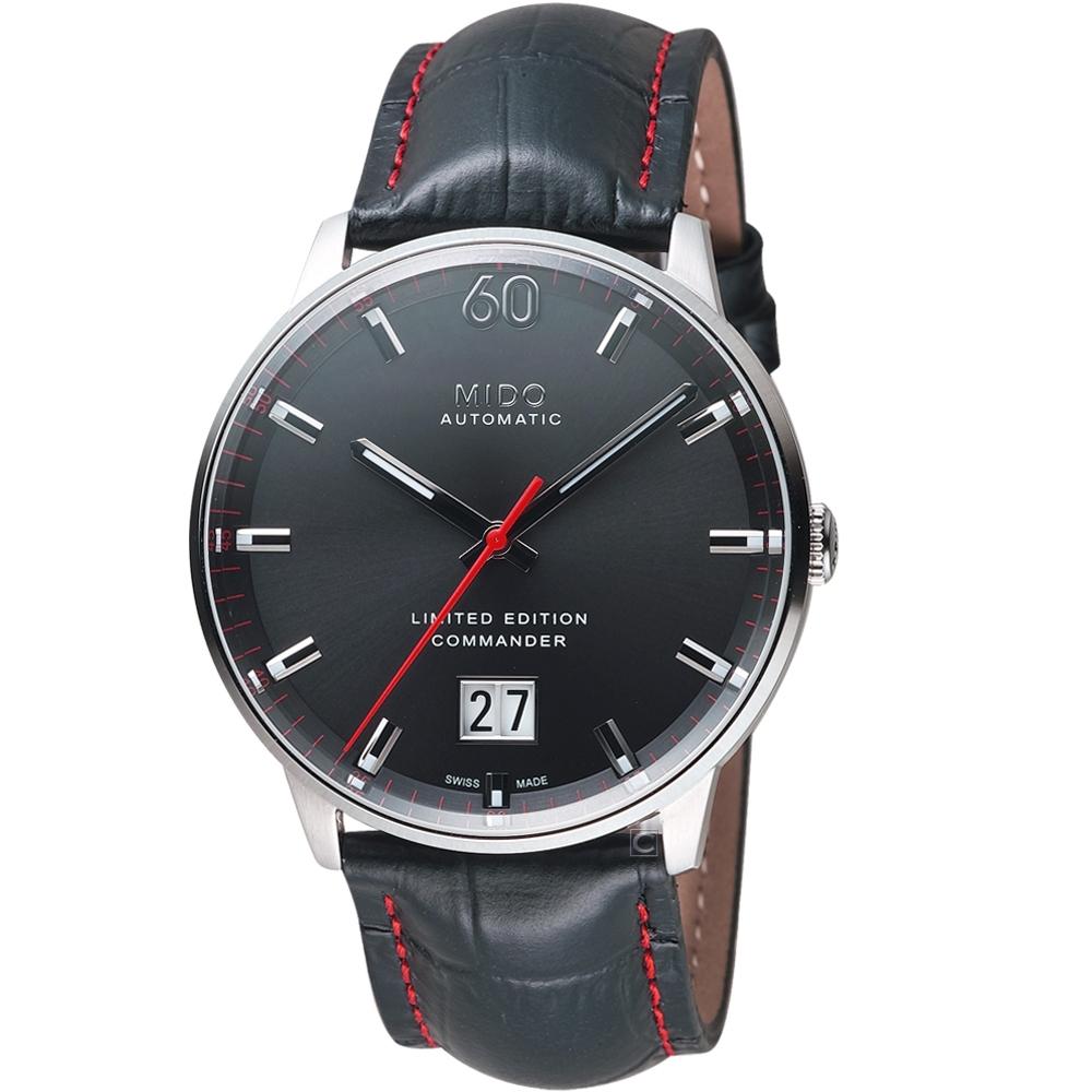 MIDO美度Commander系列60週年限量機械錶(M0216261608100)