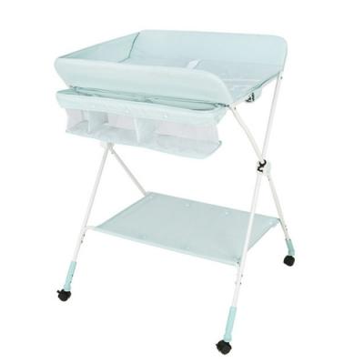 【HANNIKD】折疊升降 護理沐浴二合一尿布台(不含浴盆)