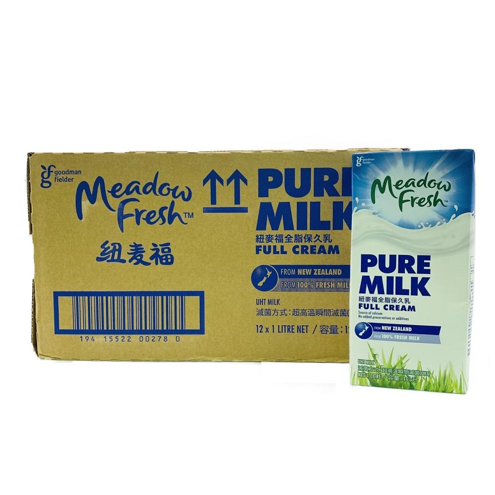 紐麥福 保久乳(1000mlx12入) @ Y!購物