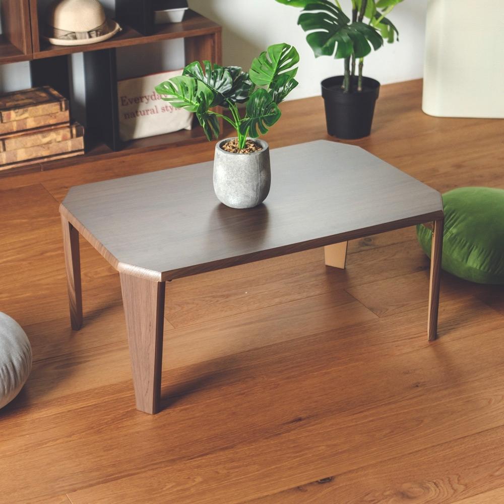完美主義 日系簡約折疊桌/和室桌/茶几桌(4色) product image 1